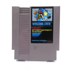 NES WRECKING CREW (LOOSE) - Jeux NES au prix de 12,95€