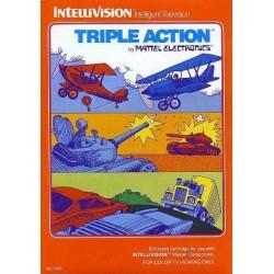 INT TRIPLE ACTION - Intellevision au prix de 4,95€