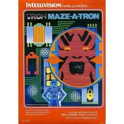 INT TRON MAZE A TRON - Intellevision au prix de 9,95€