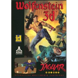 JA WOLFENSTEIN 3D - Jaguar au prix de 19,95€