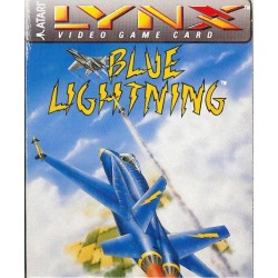 LX BLUE LIGHTNING - Lynx au prix de 12,95€