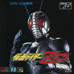 MCD THE MASKED RIDER KAMEN RIDER ZO (IMPORT JAP) - Mega-CD au prix de 14,95€