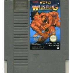 NES TECMO WORLD WRESTLING (LOOSE) - Jeux NES au prix de 6,95€