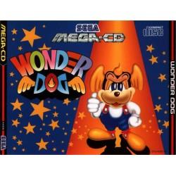 MCD WONDER DOG - Mega-CD au prix de 19,95€