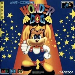 MCD WONDER DOG (IMPORT JAP) - Mega-CD au prix de 24,95€
