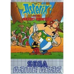 GG ASTERIX AND THE SECRET MISSION - Game Gear au prix de 4,95€