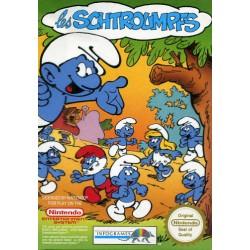 NES LES SCHTROUMPFS - Jeux NES au prix de 19,95€