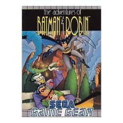 GG BATMAN ET ROBIN - Game Gear au prix de 0,00€