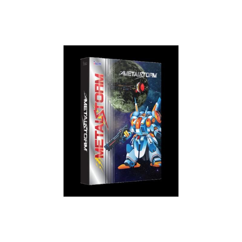 NES METALSTORM COLLECTOR S EDITION (SOUS BLISTER) - Jeux NES au prix de 59,95€