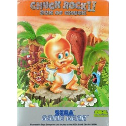 GG CHUCK ROCK 2 - Game Gear au prix de 0,00€