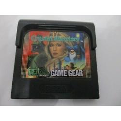GG CRYSTAL WARRIORS (LOOSE) - Game Gear au prix de 12,95€