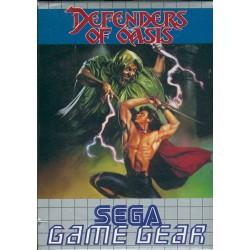 GG DEFENDER OF OASIS - Game Gear au prix de 19,95€
