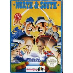 NES NORTH AND SOUTH - Jeux NES au prix de 79,95€