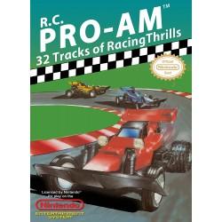 NES RC PRO AM - Jeux NES au prix de 5,95€