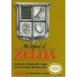 NES THE LEGEND OF ZELDA - Jeux NES au prix de 249,95€