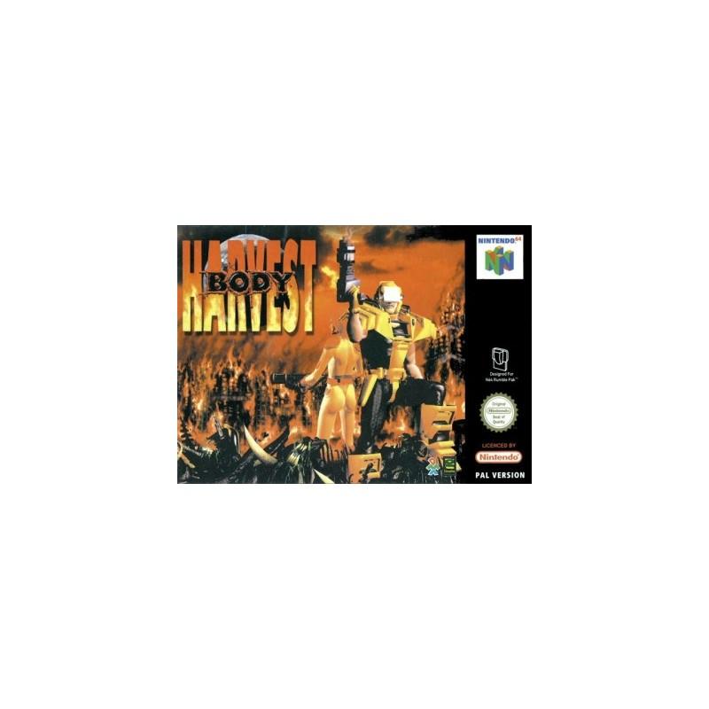 N64 BODY HARVEST - Jeux Nintendo 64 au prix de 9,95€
