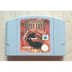 N64 MORTAL KOMBAT TRILOGY (LOOSE) - Jeux Nintendo 64 au prix de 24,95€