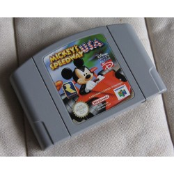 N64 MICKEY S SPEEDWAY USA (LOOSE) - Jeux Nintendo 64 au prix de 0,00€