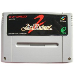 SN ACTRAISER 2 (IMPORT JAP + LOOSE) - Jeux Super NES au prix de 0,00€