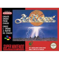SN ACTRAISER (BOITE VIDE) - Jeux Super NES au prix de 24,95€