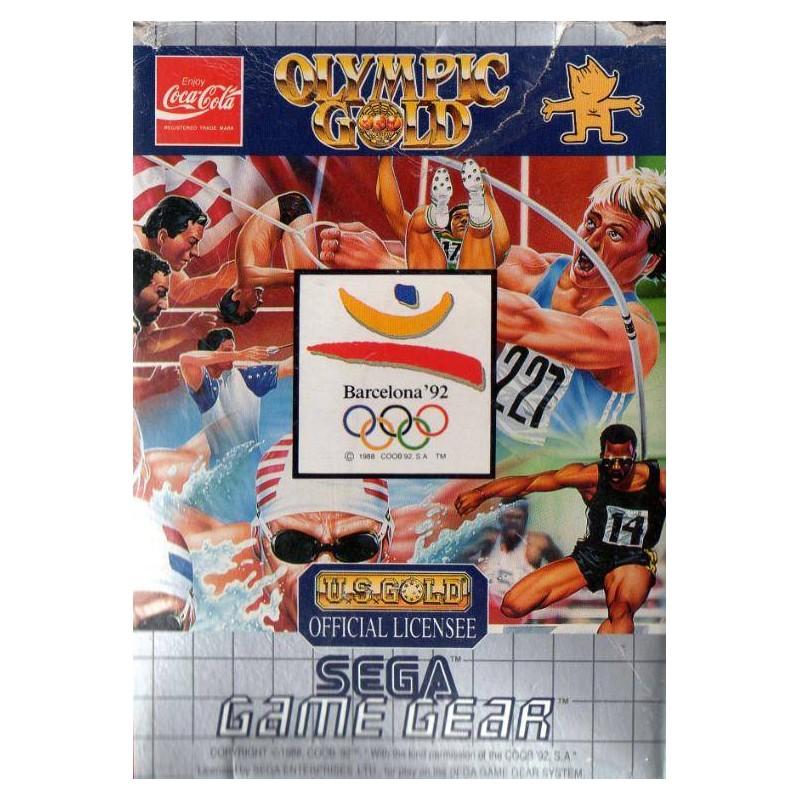 GG OLYMPIC GOLD - Game Gear au prix de 6,95€