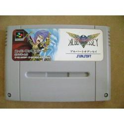 SN ALBERT ODYSSEY (IMPORT JAP + LOOSE) - Jeux Super NES au prix de 2,95€