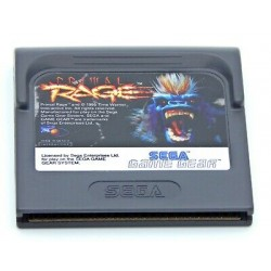 GG PRIMAL RAGE (LOOSE) - Game Gear au prix de 2,95€