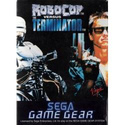 GG ROBOCOP VS TEMINATOR - Game Gear au prix de 2,95€