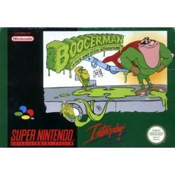 SN BOOGERMAN A PICK AND A FLICK ADVENTURE - Jeux Super NES au prix de 99,95€