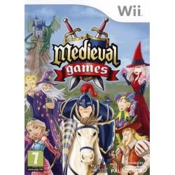 WII MEDIEVAL GAMES - Jeux Wii au prix de 7,95€