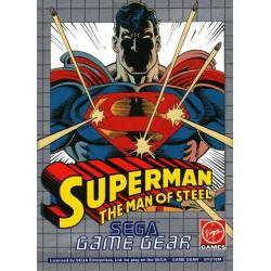 GG SUPERMAN - Game Gear au prix de 4,95€