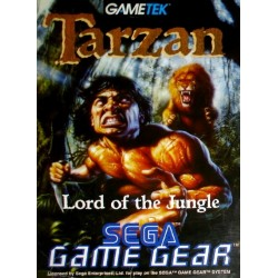 GG TARZAN LORD OF JUNGLE - Game Gear au prix de 0,00€
