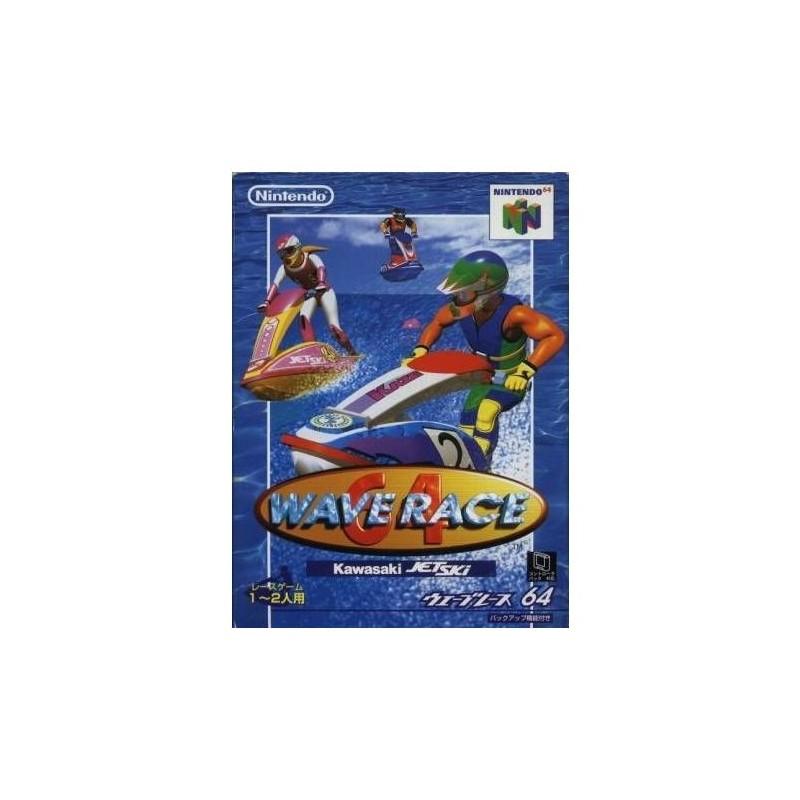N64 WAVE RACE 64 (IMPORT JAP) - Jeux Nintendo 64 au prix de 9,95€