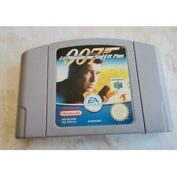 N64 JAMES BOND LE MONDE NE SUFFIT PAS (LOOSE) - Jeux Nintendo 64 au prix de 29,95€