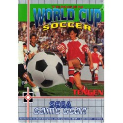 GG WORLD CUP SOCCER - Game Gear au prix de 0,00€