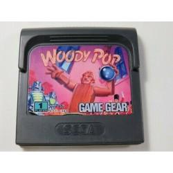 GG WOODY POP (LOOSE) - Game Gear au prix de 2,95€