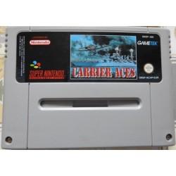 SN CARRIER ACES (LOOSE) - Jeux Super NES au prix de 9,95€