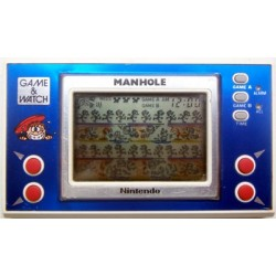 GW MANHOLE (LOOSE) - Game & Watch au prix de 39,95€