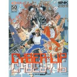 NG CYBER LIP - Jeux Neo-Geo au prix de 159,95€