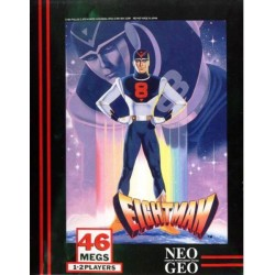 NG EIGHTMAN - Jeux Neo-Geo au prix de 49,95€