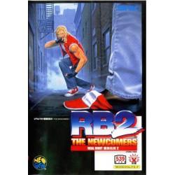NG FATAL FURY REAL BOUT 2 (IMPORT JAP) - Jeux Neo-Geo au prix de 199,95€