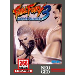 NG FATAL FURY 3 - Jeux Neo-Geo au prix de 79,95€