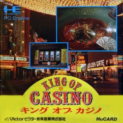 NCDU KING OF CASINO (IMPORT JAP) - Nec Duo au prix de 0,00€