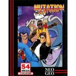 NG MUTATION NATION - Jeux Neo-Geo au prix de 399,95€