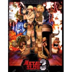 NG METAL SLUG 3 - Jeux Neo-Geo au prix de 799,95€