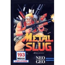 NG METAL SLUG - Jeux Neo-Geo au prix de 24,95€