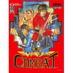 NG NINJA COMBAT - Jeux Neo-Geo au prix de 129,95€