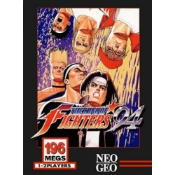 NG THE KING OF FIGHTERS 94 - Jeux Neo-Geo au prix de 69,95€