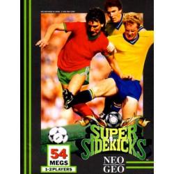 NG SUPER SIDEKICKS - Jeux Neo-Geo au prix de 149,95€
