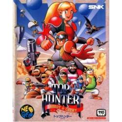 NG TOP HUNTER - Jeux Neo-Geo au prix de 14,95€